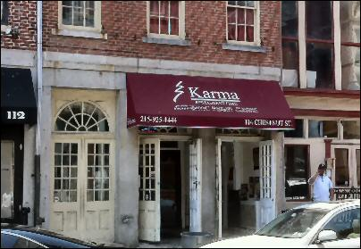 Indian Restaurant Chestnut Street Philadelphia